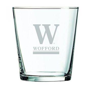 Wofford College-13 oz. Rocks Glass