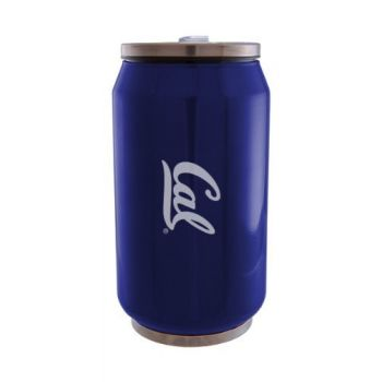 University of California, Berkeley - Stainless Steel Tailgate Can - Blue