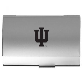Indiana University - Pocket Business Card Holder