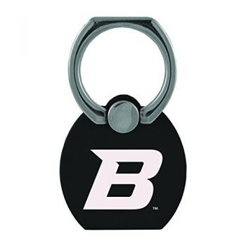 Boise State University|Multi-Functional Phone Stand Tech Ring|Black