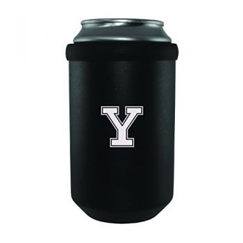 Yale University-Ultimate Tailgate Can Cooler-Black