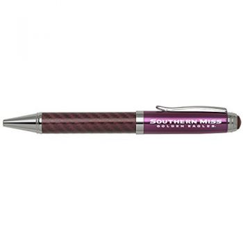 University of Southern Mississippi-Carbon Fiber Mechanical Pencil-Pink