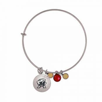 University of Maryland-Frankie Tyler Charmed Bracelet