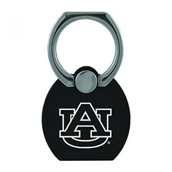 Auburn University|Multi-Functional Phone Stand Tech Ring|Black