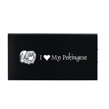 Quick Charge Portable Power Bank 8000 mAh  - I Love My Pekingese