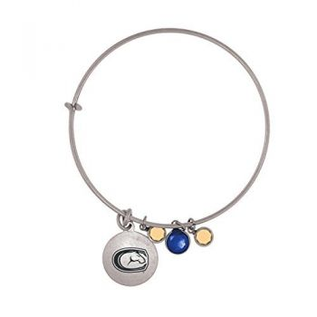 University of California, Davis-Frankie Tyler Charmed Bracelet