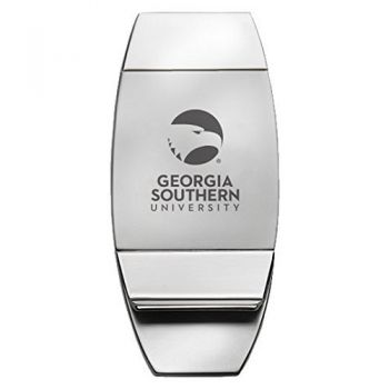Georgia Southern University - Two-Toned Money Clip
