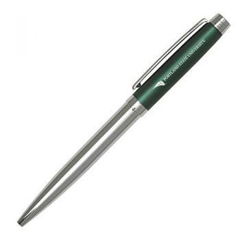 Portland State University-Sleek Avanti Ballpoint Pen -GRN