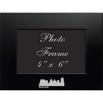 4 x 6  Metal Picture Frame - Nashville City Skyline