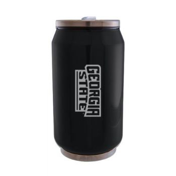 Georgia State University - Stainless Steel Tailgate Can - Black