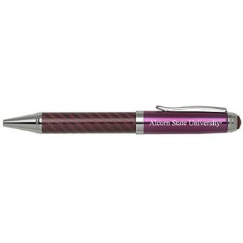 Alcorn State University -Carbon Fiber Mechanical Pencil-Pink