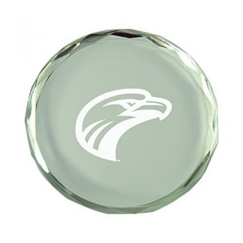 University of Louisiana at Monroe-Crystal Paper Weight