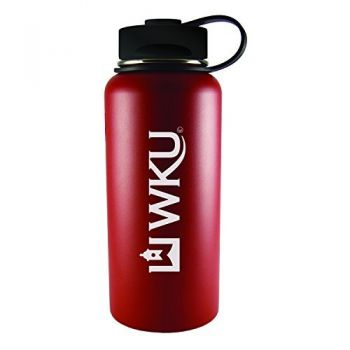 Western Kentucky University -32 oz. Travel Tumbler-Red