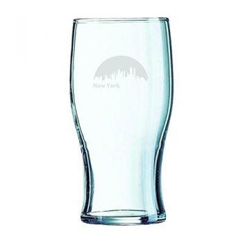 New York City, New York-19.5 oz. Pint Glass
