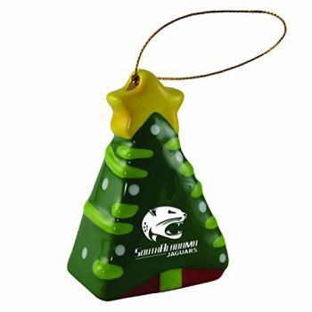 University of South Alabama -Christmas Tree Ornament
