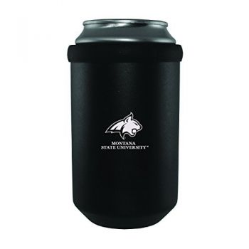 Montana State University -Ultimate Tailgate Can Cooler-Black