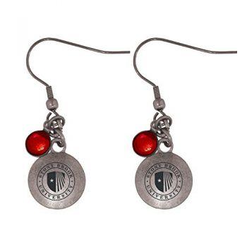 Stony Brook University-Frankie Tyler Charmed Earrings