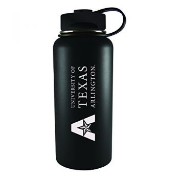 University of Texas at Arlington -32 oz. Travel Tumbler-Black