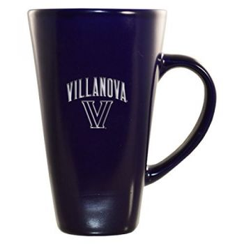 Villanova University -16 oz. Tall Ceramic Coffee Mug-Blue