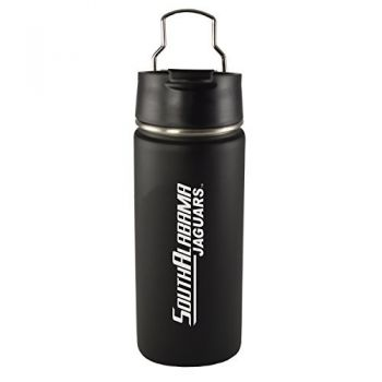 University of South Alabama -20 oz. Travel Tumbler-Black