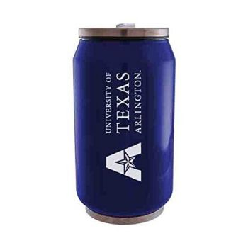 University of Texas at Arlington - Stainless Steel Tailgate Can - Blue