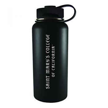 Saint Mary's College of California -32 oz. Travel Tumbler-Black
