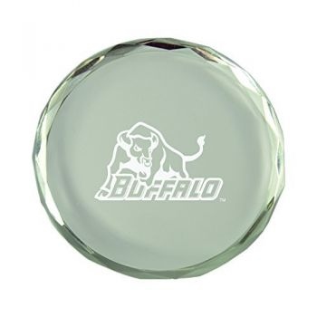 University at Buffalo-The State University of New York-Crystal Paper Weight