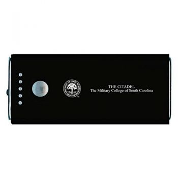 The Citadel-Portable Cell Phone 5200 mAh Power Bank Charger -Black