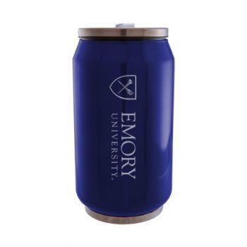 Emory University - Stainless Steel Tailgate Can - Blue