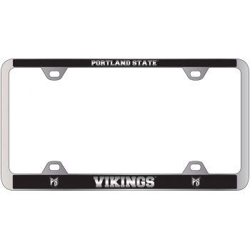 University of Minnesota -Metal License Plate Frame-Black