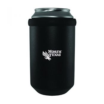 University of North Texas-Ultimate Tailgate Can Cooler-Black
