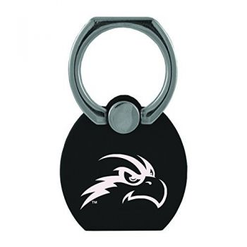 University of North Florida|Multi-Functional Phone Stand Tech Ring|Black