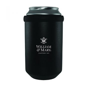 College of William & Mary-Ultimate Tailgate Can Cooler-Black
