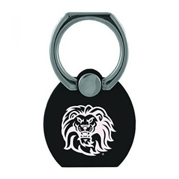 Loyola Marymount University|Multi-Functional Phone Stand Tech Ring|Black