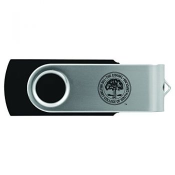 The Citadel-8GB 2.0 USB Flash Drive-Black