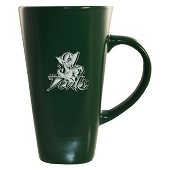Mississippi Valley State University -16 oz. Tall Ceramic Coffee Mug-Green