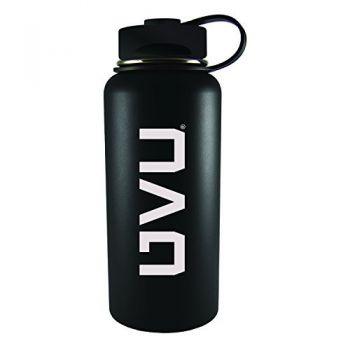 Utah Valley University -32 oz. Travel Tumbler-Black