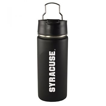 Syracuse University-20 oz. Travel Tumbler-Black