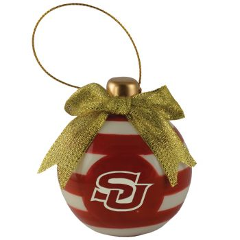 Southern University -Christmas Bulb Ornament