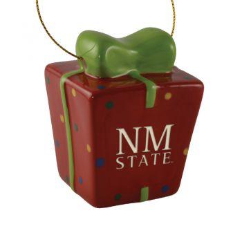 New Mexico State-3D Ceramic Gift Box Ornament