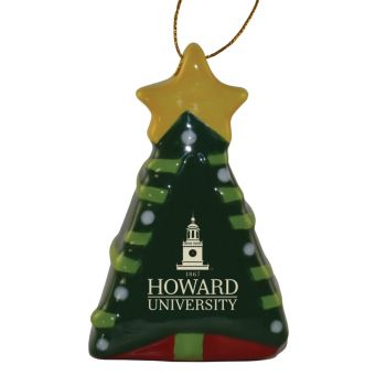 Howard University -Christmas Tree Ornament