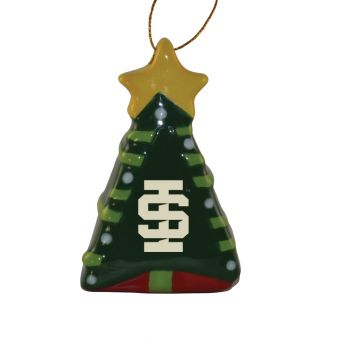 Idaho State University -Christmas Tree Ornament