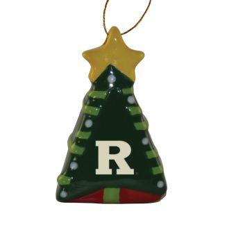 Rutgers University -Christmas Tree Ornament