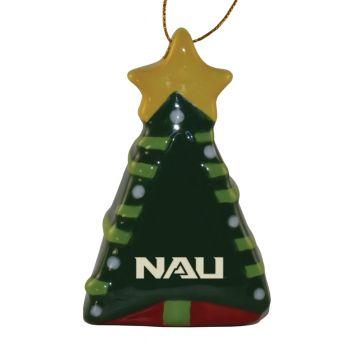 Northern Arizona University -Christmas Tree Ornament