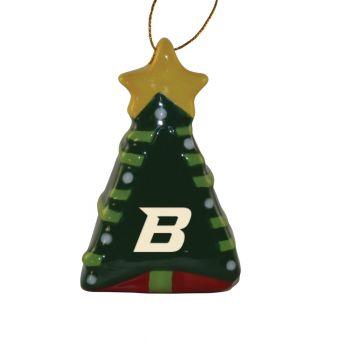Boise State University -Christmas Tree Ornament
