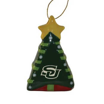 Southern University -Christmas Tree Ornament