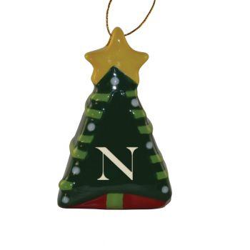 Northeastern University -Christmas Tree Ornament