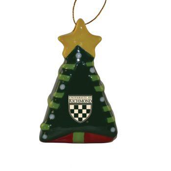 University of Richmond -Christmas Tree Ornament