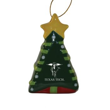 Texas Tech University -Christmas Tree Ornament