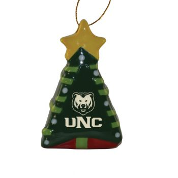 University of Northern Colorado -Christmas Tree Ornament